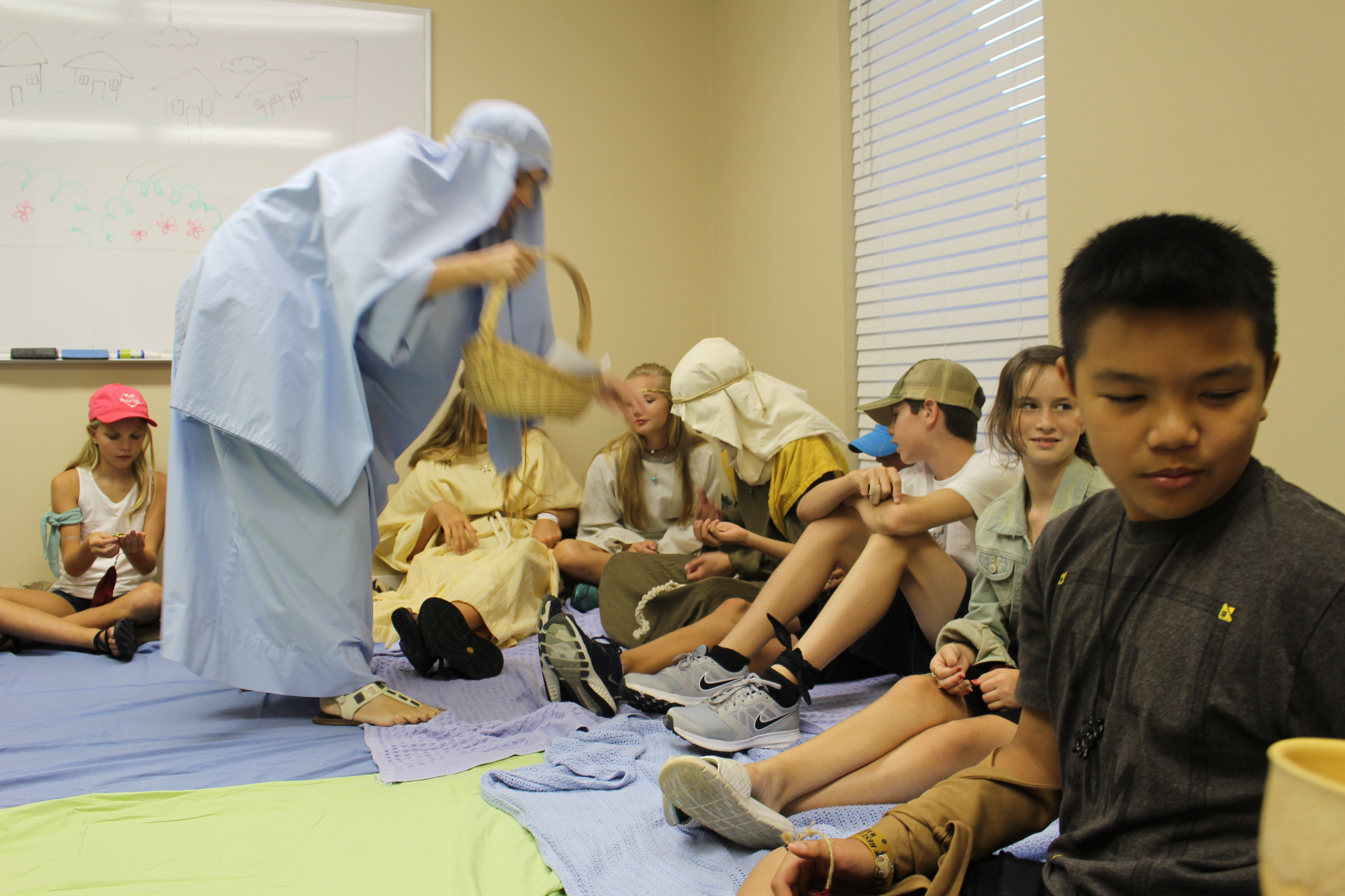 Nativity Lutheran Church » 2015 Vacation Bible School